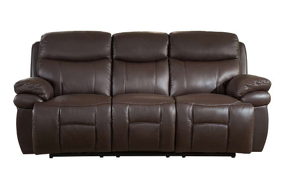 Boston 3 Seater Power Recliner Sofa
