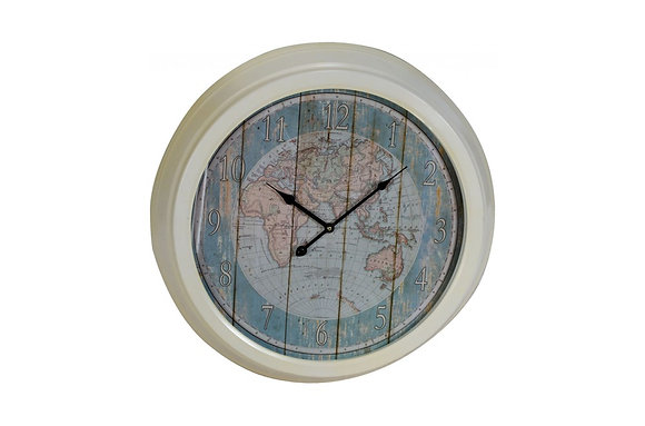World Wall Clock