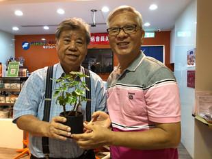 小樹傳愛運動 ╴第一名店食品集團