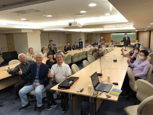 小樹傳愛到台北經營管理研究院♥♥♥