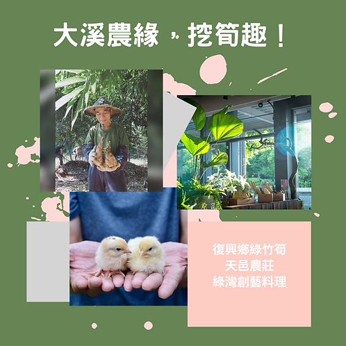 6/29大溪農緣,挖筍趣!
