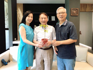 小樹傳愛 ╴中原大學、台北大學、交通大學