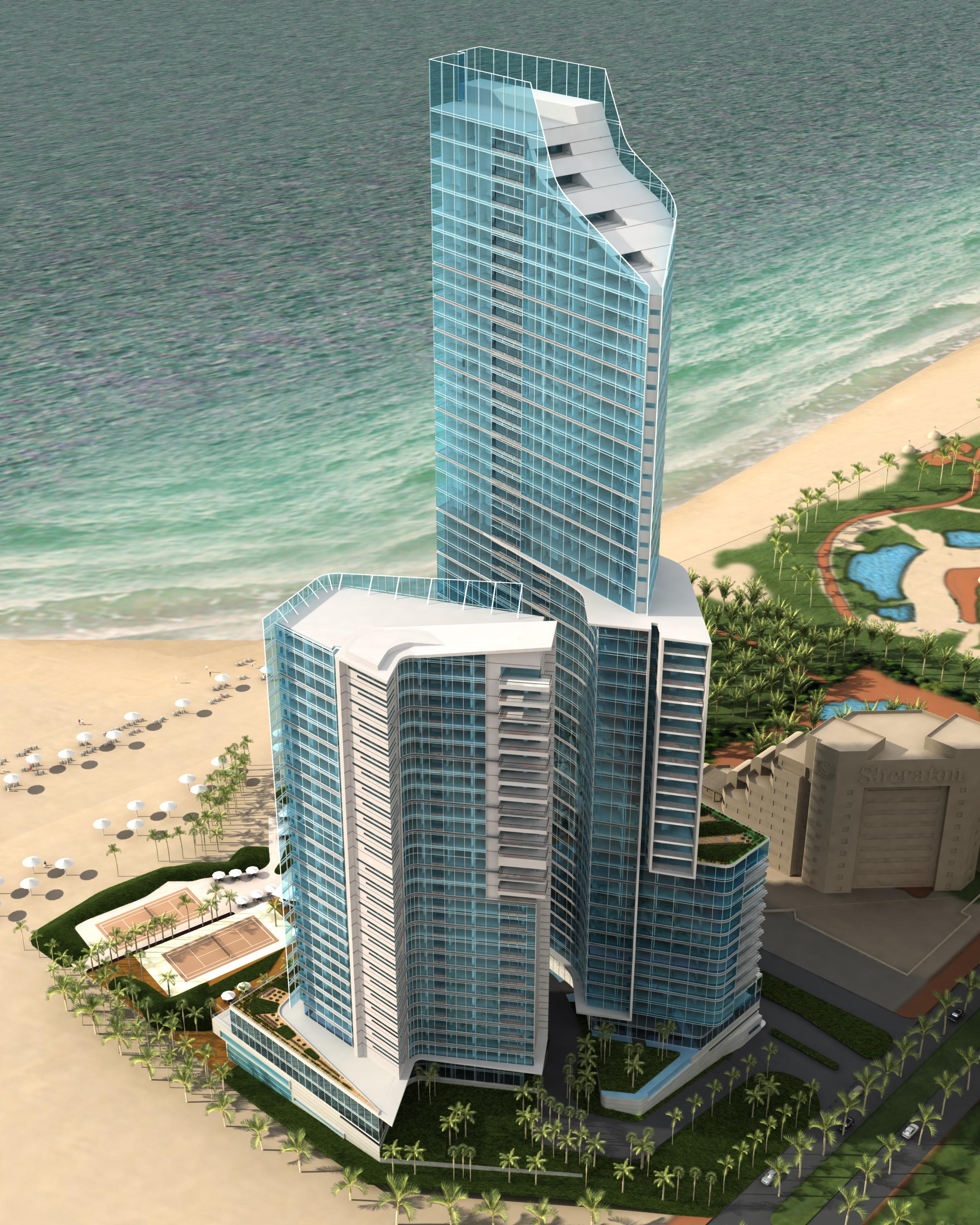 Hilton Jumeirah Beach