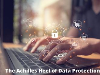El talón de Aquiles de la protección de datos