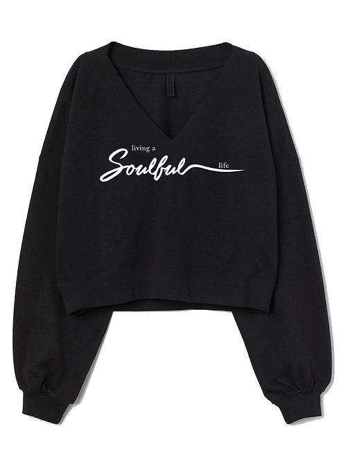 Soulful Drop Shoulder  Pullover