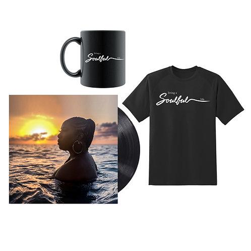 Soulful T Shirt, Mug and Vinyl