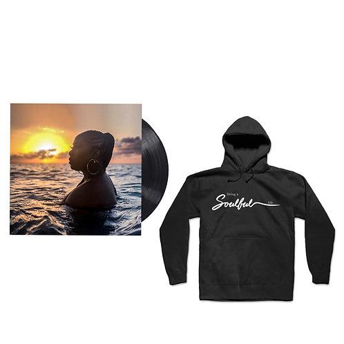 Soulful Hoodie & Vinyl