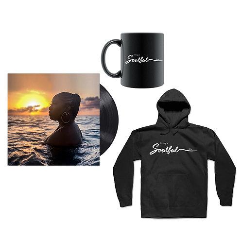 Soulful Hoodie, Mug & Vinyl