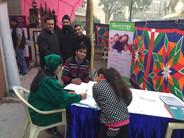 Samadhan Abhiyan 20141228 health camp Gr