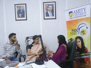 Samadhan Abhiyan 20161018 Radio Amity ta