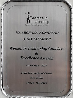 Samadhan Abhiyan 2019 Jury Member Women