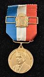 Medalh èdro Ernesto ao Comendador Milton Barros Filho