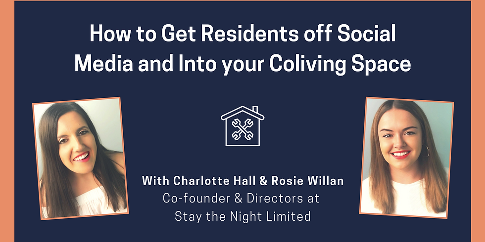 How to Get Residents off Social Media and Into your Coliving Space