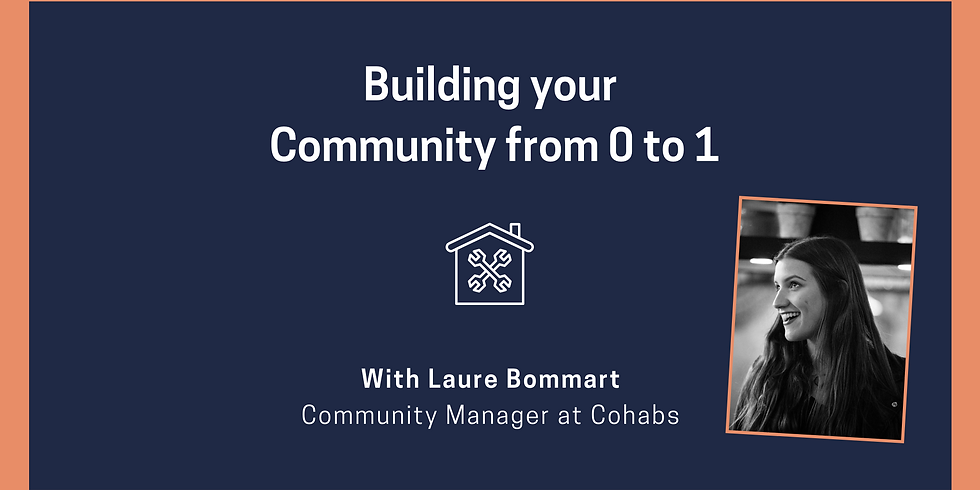 Building your Community from 0 to 1