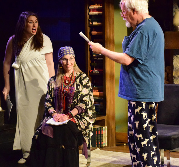 Homecoming Players at The Kitchen Theatre