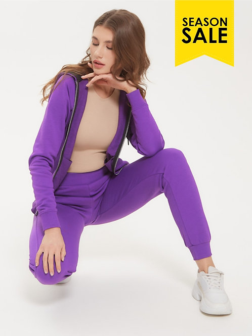 ТОЛСТОВКА J.1002 Фиолетовый