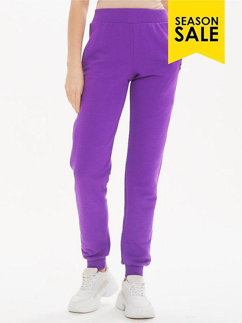 БРЮКИ B.1002 Фиолетовый
