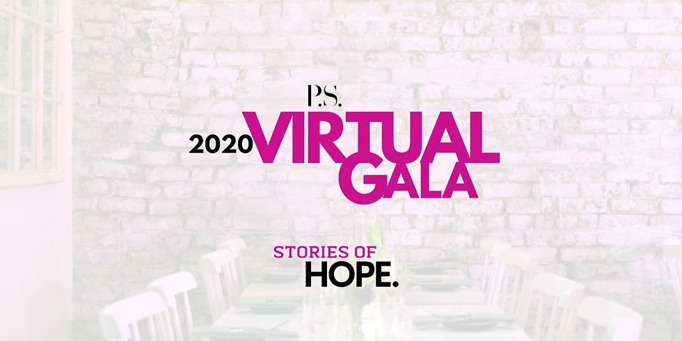 P.S. Kitchen: Virtual Gala 2020 (Virtual Event)