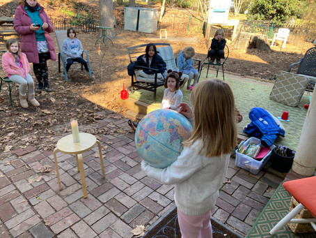 Lower Elementary: January 11-15  Field Trips and a Birthday!