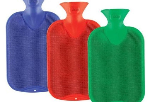 DrDiaz Rubber Hot Water Bottle