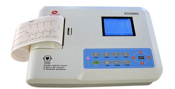 DrDiaz 3 Channel ECG Machine