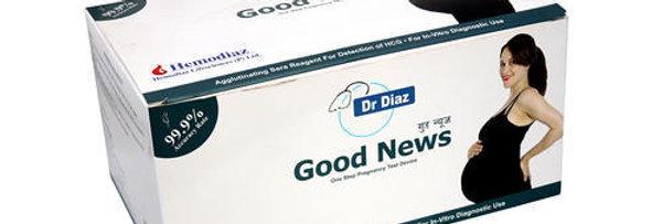 DrDiaz Pregnancy Test Kit