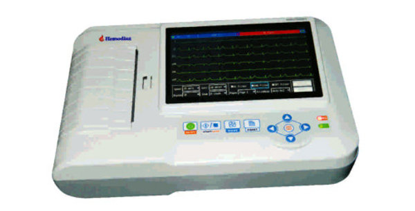 Hemodiaz Digital ECG Machine