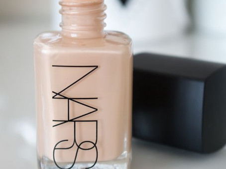 Foundation Review - Nars Sheer Glow