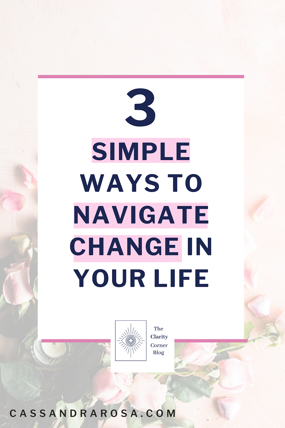 how to navigate life changes, life transitions, quarter life crisis