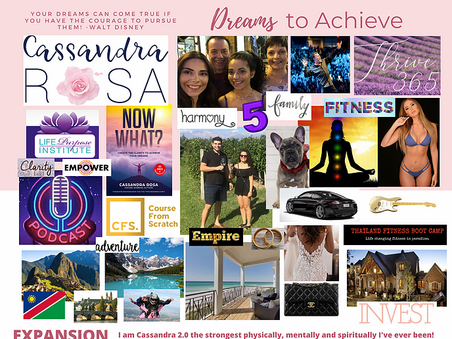6 Ways to Tell if Your Vision Board is Working