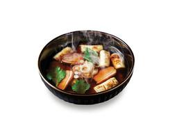 鰹魚湯鴨肉湯麵 $86