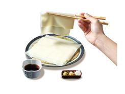 白布烏冬(鰹魚醬油)冷麵 $56