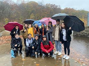Mandarin Students