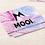 Thumbnail: MOOi colorful marble reusable coasters