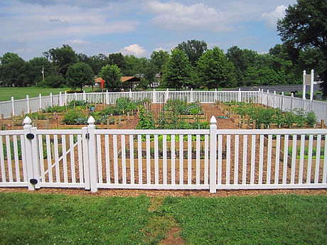 Victory Garden at St. Lucas UCC