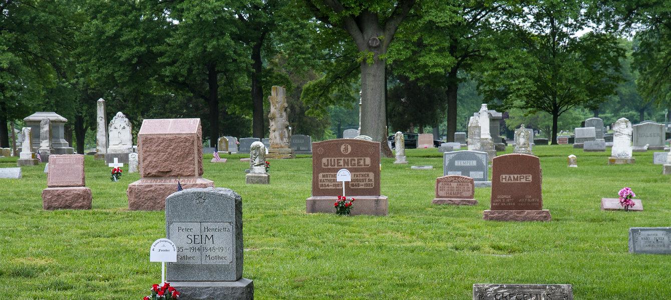 St. Lucas UCC Cemetery