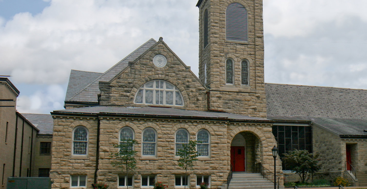 St. Lucas UCC Church Building