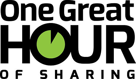 One Great Hour of Sharing Logo