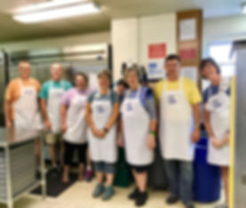 Loaves and Fishes Ministry at St. Lucas UCC