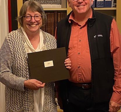 2021 Emory Award Winner: Jodee Fenton