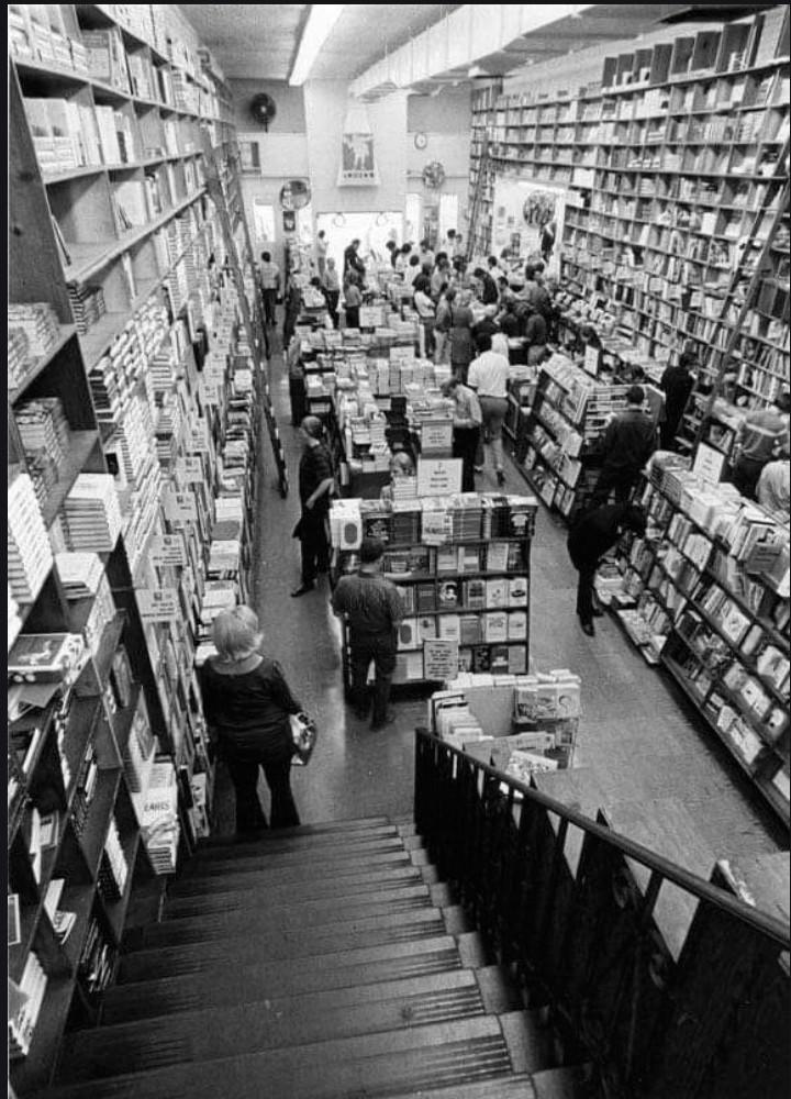 Interior photo of Pickwick Books