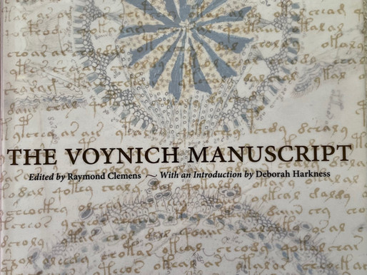 The Mysterious Voynich Manuscript