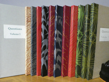 Thoughts on Artist Books