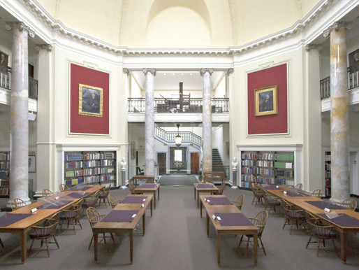 Behind the Scenes at the American Antiquarian Society