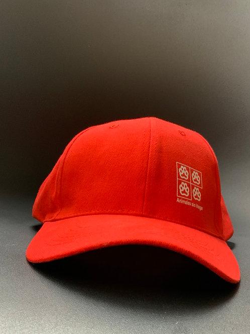 Sombrero con logo de ASH