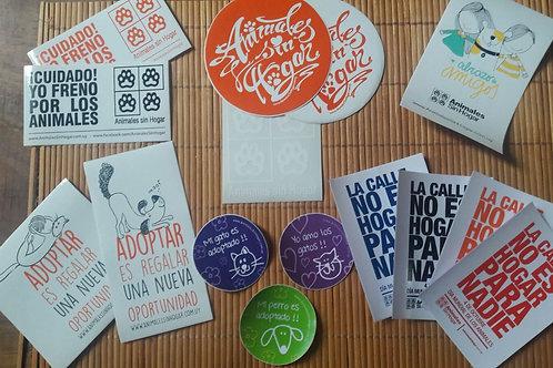 Stickers adhesivos