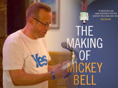 Mickey Bell insights: a report of Kellan MacInnes visit to the Salon