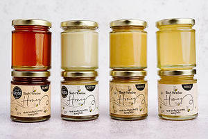 Raw Honey Wales