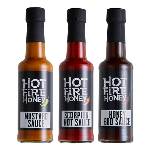 Hot Sauce Hamper