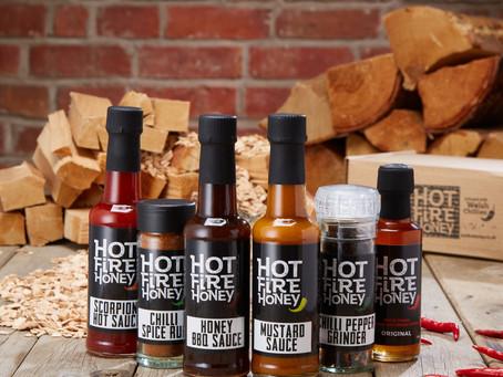 Hot Fire Honey